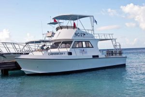 dive boat caribbean 1