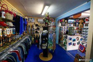Go West Diving retail shop