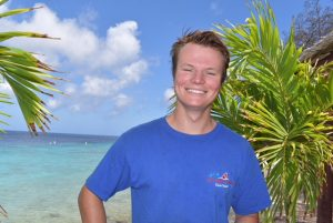 Floris Go West Dive Instructore