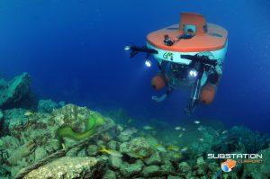 Substation Curacao submarine