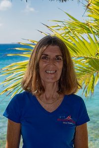 Julie Go West Diving Staff