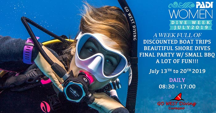 PADI Womens Dive Week